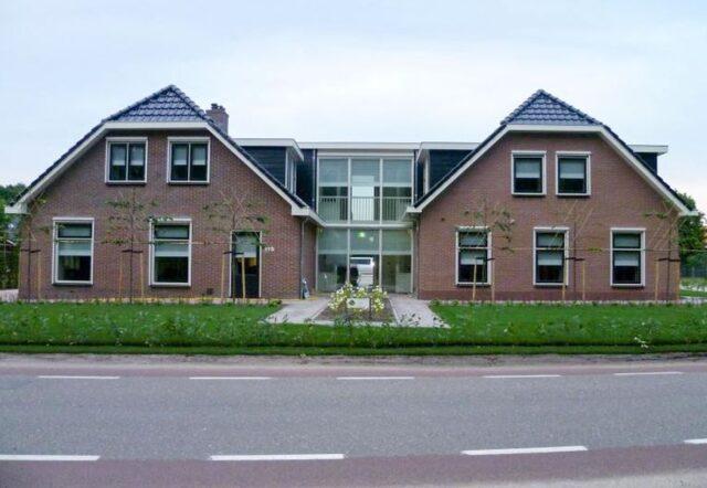Huize Spoorzicht - Utiliteitsbouw
