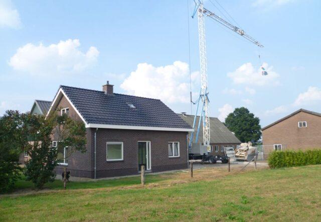Renovatie Woonhuis - Woningbouw